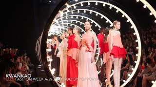 KWANKAO A/W14 [Elle Fashion Week 2014] VDO BY POPPORY Thumbnail