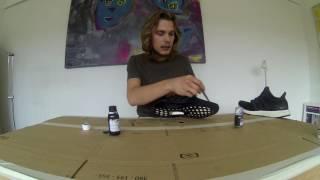 Custom ultra boost - Karlskicks