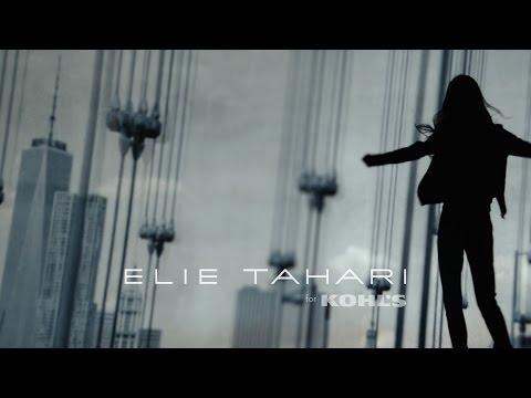 Elie Tahari for Kohl's