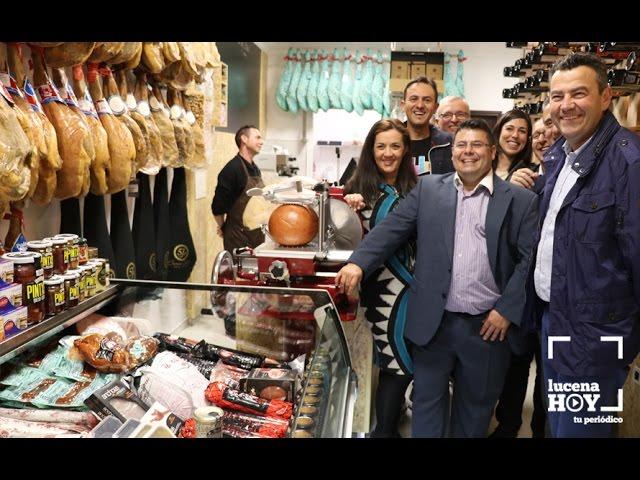 """VÍDEO: Estuvimos en la inauguración de """"Valle de Aras Cheese Bar"""", nueva y original oferta gastronómica de calidad para el centro de la ciudad"""