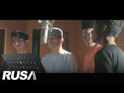 Hasbi Rabbi - Asfan Shah, Ariff Bahran, Ayie Floor 88 & Syafiq Farhain [Official Music Video]