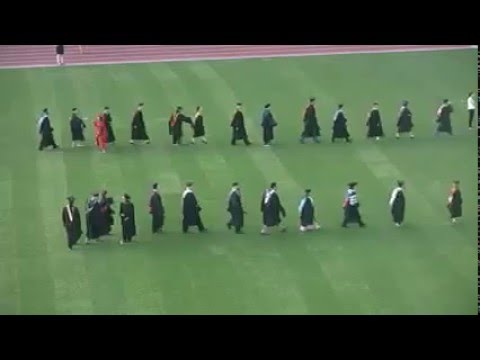 COS Graduation LIVE