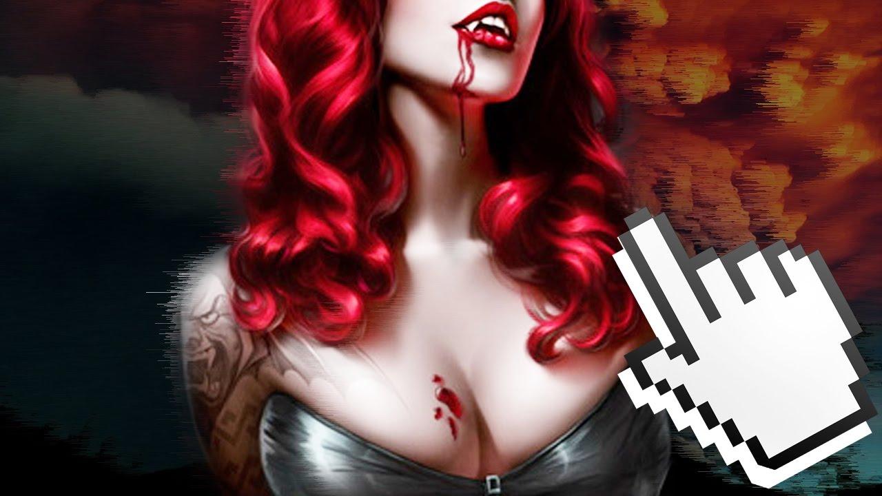 Смотреть сексуальная вампирша