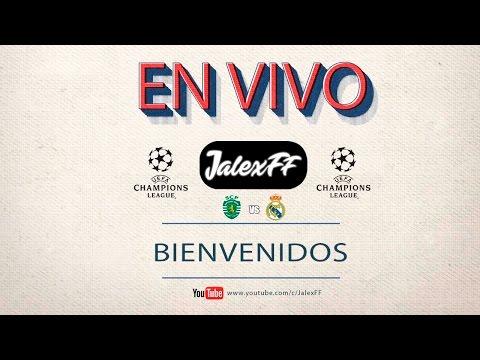 En vivo - Sporting Vrs Real Madrid - Ser leyenda