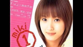 藤本美貴 - 涙GIRL