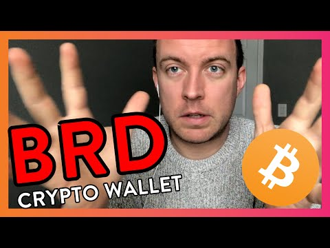 BRD Crypto Wallet Overview