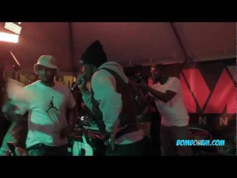ScHoolboy Q - Hands On The Wheel feat. A$AP Rocky (SXSW)