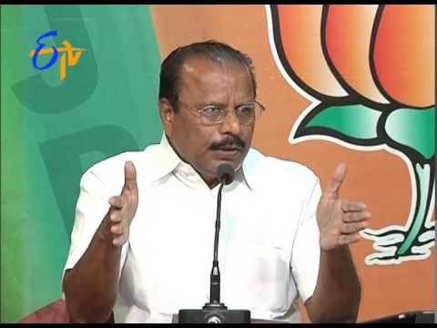 BJP's Indrasena Reddy Criticises The Single Day Survey Decision By KCR