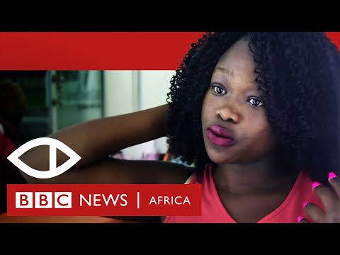 """Sometimes, sex ain't wrong at all"" - BBC Africa Eye"