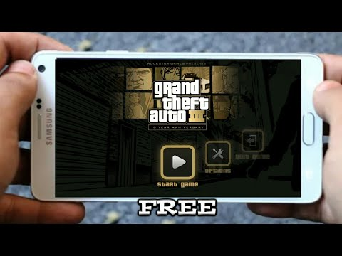 How To Download GTA 3 On Android For Free 2019