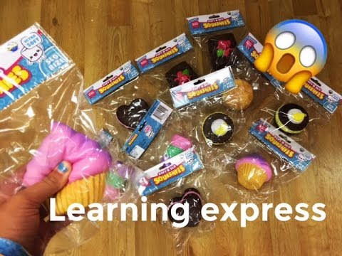 LICENCED SQUISHYS AT TOYS R US AND LEARNING EXPRESS (SQUISHY STORE VLOG) - Speed Wealthy