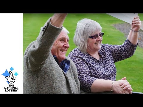 Dream home a reality for £5M Lotto winners