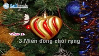 [Karaoke Thánh Ca HTTL-VN] 068 Đêm Chúa Trời Ban Ơn Lành - Salibook