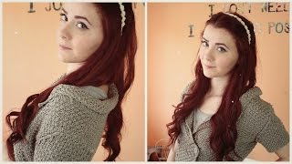 Queen Mary aus Reign I Frisur Tutorial I #QueenWeek Thumbnail