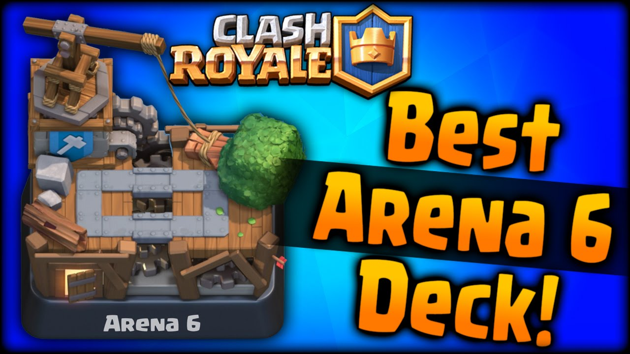 Best builder 39 s workshop deck clash royale best arena for Best builders workshop deck