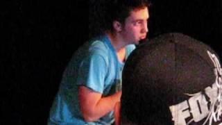 Twenty One Pilots - Jar Of Hearts Live @ Worthington Christian High School (Benefit Show) 3-5-11