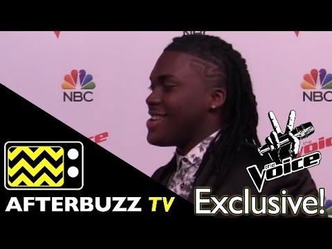 Rob Taylor @ The Voice Top 12 Red Carpet   AfterBuzz TV