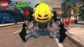 LEGO DC Super Villains Chang Tzu aka Egg Fu Unlock + Free Roam Gameplay
