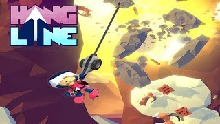 Hang Line: Mountain Climber - iOS / Android - Gameplay Video