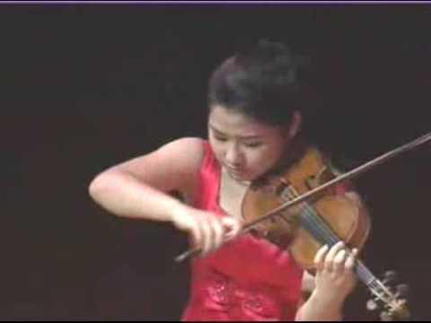 Sarah Chang her last performance as teen genius의 사본