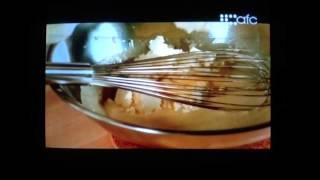 Bake W/ Anna Olson - Chocolate Swirl Cheesecakes