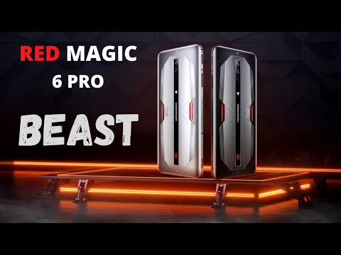 Nubia Red Magic 6 Pro Hands on l Droid Asia