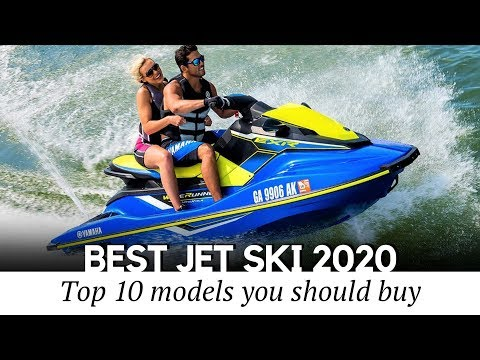 Top 10 Jet Ski Models For Summer Of 2019 (Personal Watercraft Buying Guide)