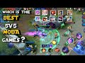 Top 11 Best 5v5 MOBA Games Of All Time For Android | Which is the best MOBA? |