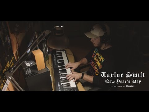 Taylor Swift - New Year's Day (Piano Cover...