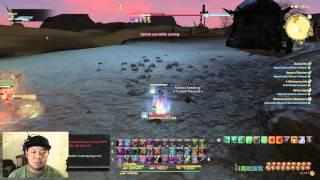 FFXIV A Realm Reborn:Grand company Ranks / Vlog #3