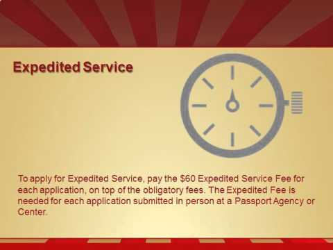 Port Fees Passport Renewal How Much