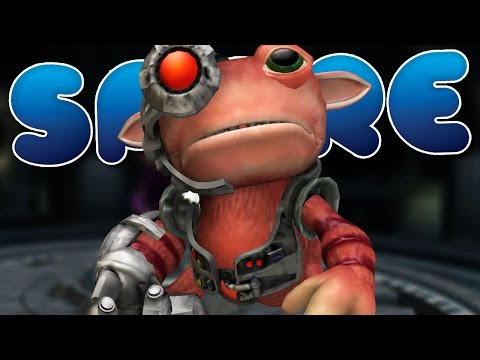 THE GROX STRIKE BACK - SPORE Gameplay Ep 28 (Space Stage)