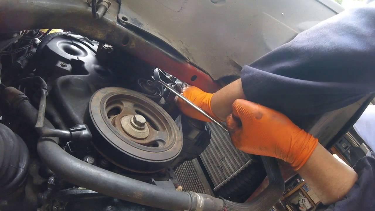 How To Remove A Citroen Berlingo Drive Belt   U041a U0430 U043a  U0441 U043d U044f U0442 U044c  U043f U0440 U0438 U0432 U043e U0434 U043d U044b U0439  U0440 U0435 U043c U0435 U043d U044c Citroen Berlingo