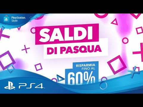 Saldi di Pasqua | PlayStation Store | PS4