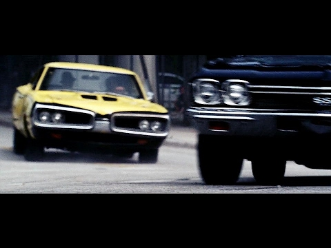 muscle cars in bad boys ii - youtube