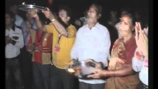 Aarti Jai Adhya Shakti Ambe maa ni aarti Jignesh Kaviraj - Navratri 2010 - Day 3 - Part 2