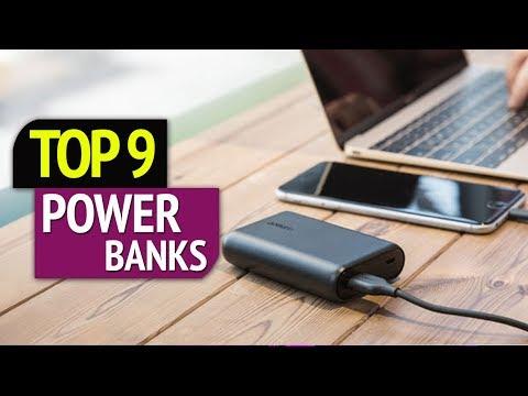 TOP 9: Best Power Banks 2018