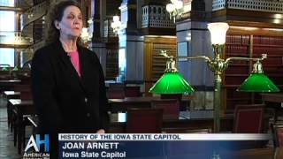 C-SPAN Cities Tour - Des Moines: Iowa State Capitol
