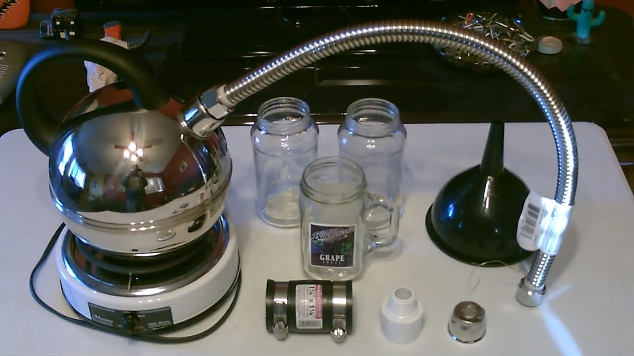 Non Distiller Electric Water ~ Diy water distiller the quot stainless steel stove top