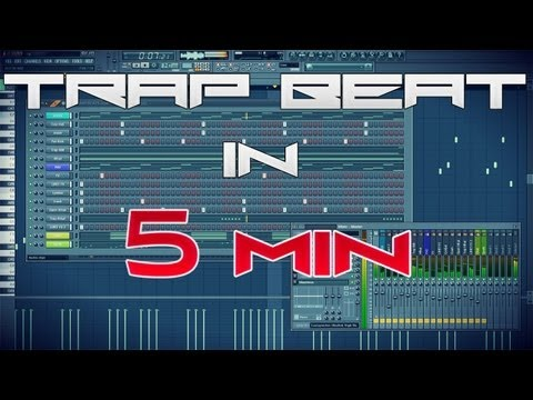 Making A HARD Trap Beat In 5 Min - TUTORIAL (Prod. By Limit Beats)