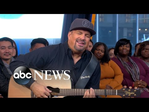 Michael J. - I Just Found Out Garth Brooks Wants to Visit with ME! I LOVE my job!