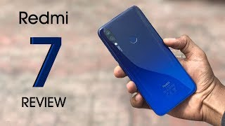 Xiaomi Redmi 7 Unboxing and Review