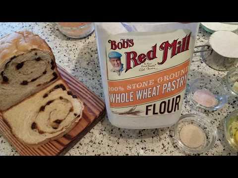 Cinnamon Swirl Bread In The Regal Bread Machine--PART 1