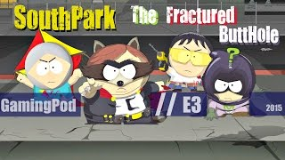 South Park The Fractured Buthole Trailer E3 2015