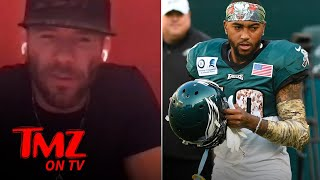 Julian Edelman Offers Deal to DeSean Jackson, 'Come to Holocaust Museum' | TMZ