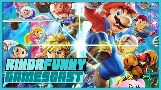 Super Smash Bros. Ultimate Review - Kinda Funny Gamescast Ep. 199