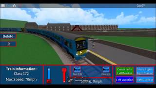 Driving Trains! GCR [Part 1] - Roblox