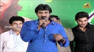 sunil joking on his 6 pack - poola rangadu audio launch
