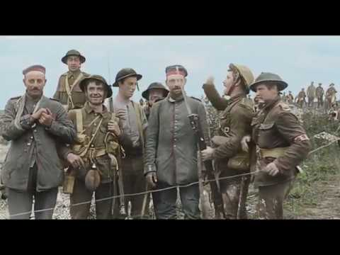 They Shall Not Grow Old - British troops thoughts on german soldiers. Mp3