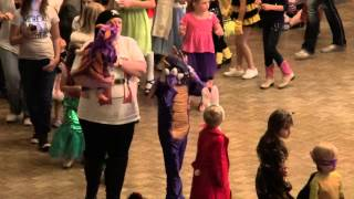 Polonaise Costume Contest - Phoenix Club Y.D.G. - 2015 Season – Kinder Karneval in Wunderland